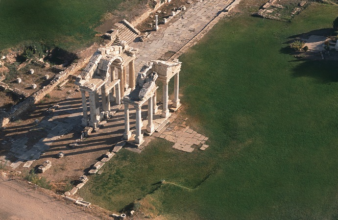 Home of Aphrodisias