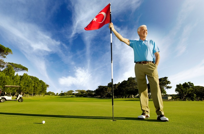 Home of the Belek Golf Riviera