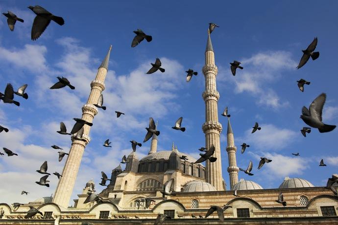 Home of Selimiye Mosque Home of Spirituality